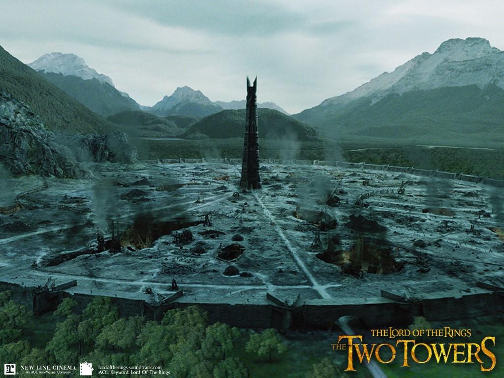 Papel de parede O Senhor do Anéis – Isengard para download gratuito. Use no computador pc, mac, macbook, celular, smartphone, iPhone, onde quiser!
