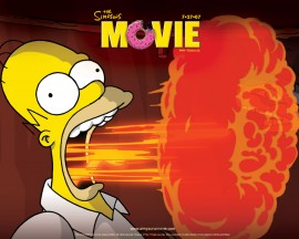 Papel de parede Os Simpsons – Apimentado