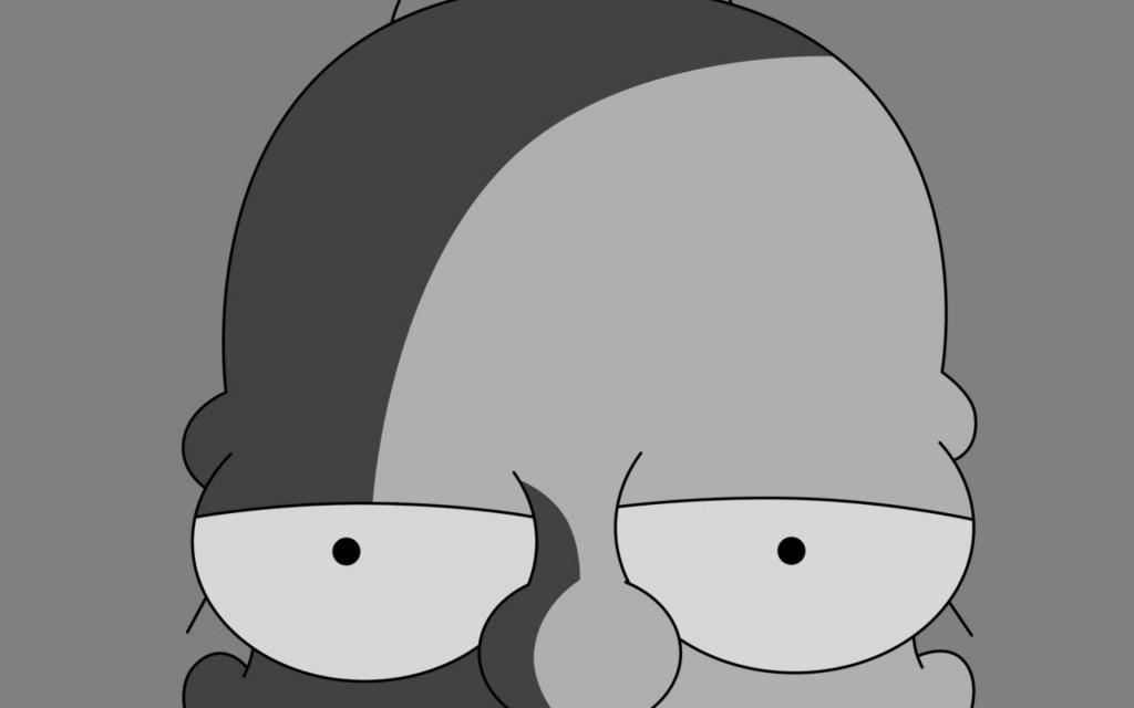 Papel de parede Os Simpsons – Rolling Stones para download gratuito. Use no computador pc, mac, macbook, celular, smartphone, iPhone, onde quiser!