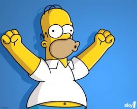 Papel de parede Os Simpsons – U-hul