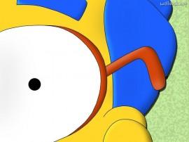 Papel de parede Os Simpsons – Milhouse