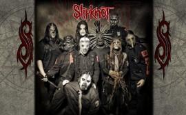 Papel de parede Slipknot: Banda