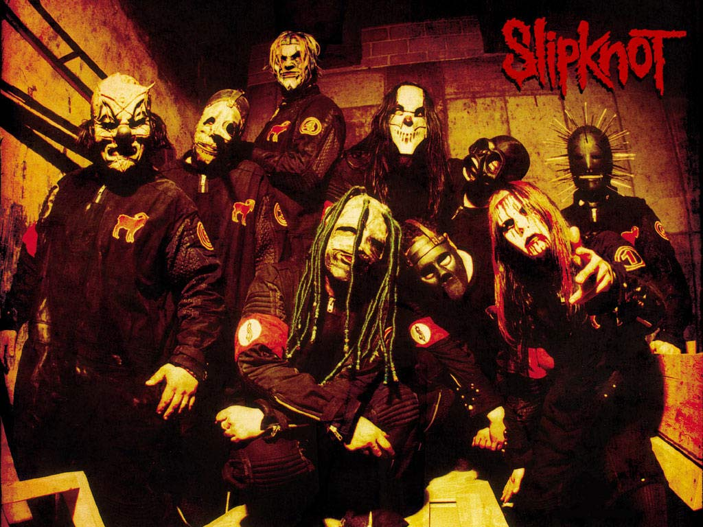 Papel de parede Slipknot: Música para download gratuito. Use no computador pc, mac, macbook, celular, smartphone, iPhone, onde quiser!