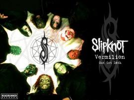 Papel de parede Slipknot: Vermilion