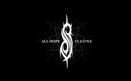 Papel de parede Slipknot: All Hope is Gone