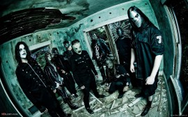 Papel de parede Slipknot: Banda de Rock