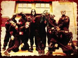 Papel de parede Slipknot: Amedrontador