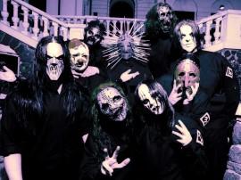Papel de parede Slipknot: Apavorante