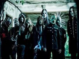 Papel de parede Slipknot: Estranho