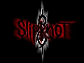 Papel de parede Slipknot: Símbolo Vermelho