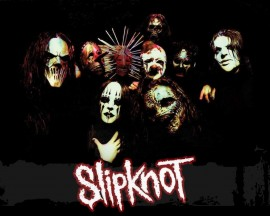 Papel de parede Slipknot: Rock