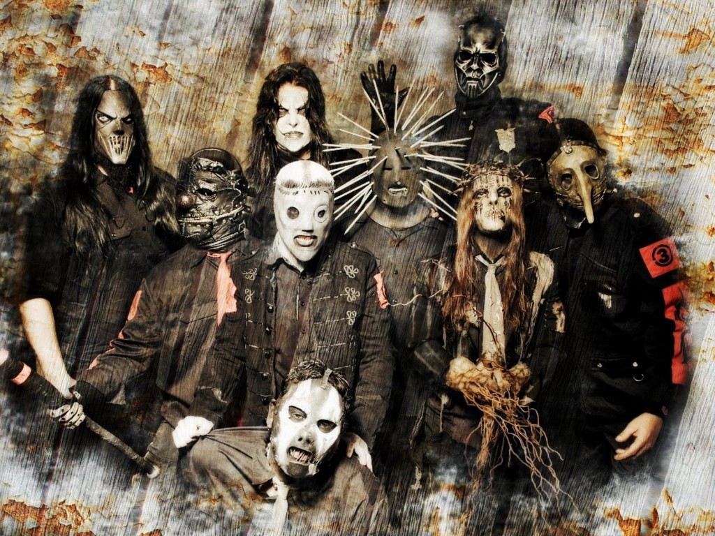 Papel de parede Slipknot: Metal para download gratuito. Use no computador pc, mac, macbook, celular, smartphone, iPhone, onde quiser!