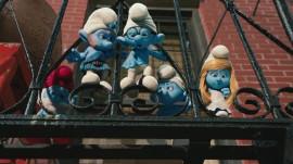 Papel de parede Smurfs – Cinema