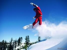 Papel de parede Snowboard – Belo Esporte