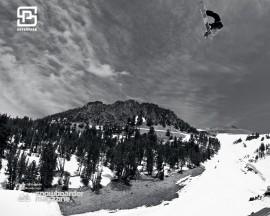 Papel de parede Snowboard – Super Radical