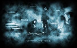 Papel de parede Supernatural – Sombrio