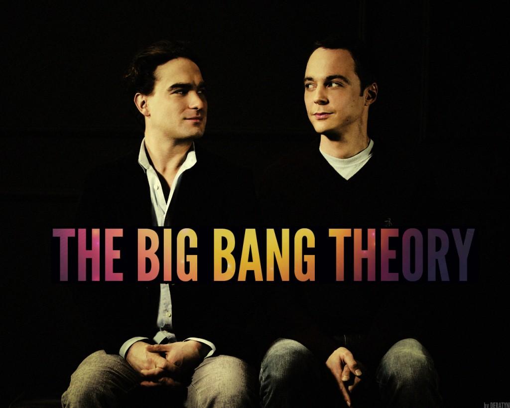 Papel de parede Leonard e Sheldon – The Big Bang Theory para download gratuito. Use no computador pc, mac, macbook, celular, smartphone, iPhone, onde quiser!