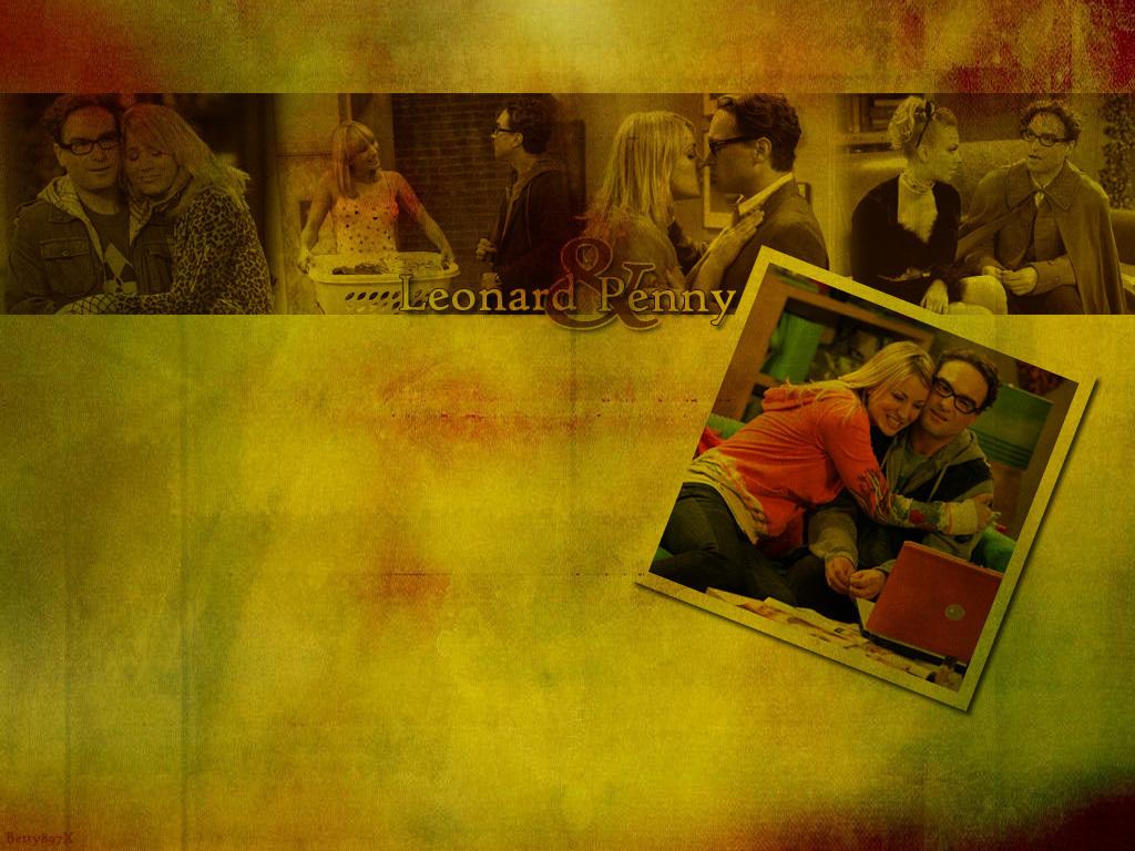 Papel de parede Leonard e Penny – The Big Bang Theory para download gratuito. Use no computador pc, mac, macbook, celular, smartphone, iPhone, onde quiser!