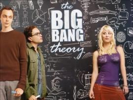 Papel de parede Quadro negro – The Big Bang Theory