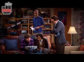 Papel de parede Amigos – The Big Bang Theory