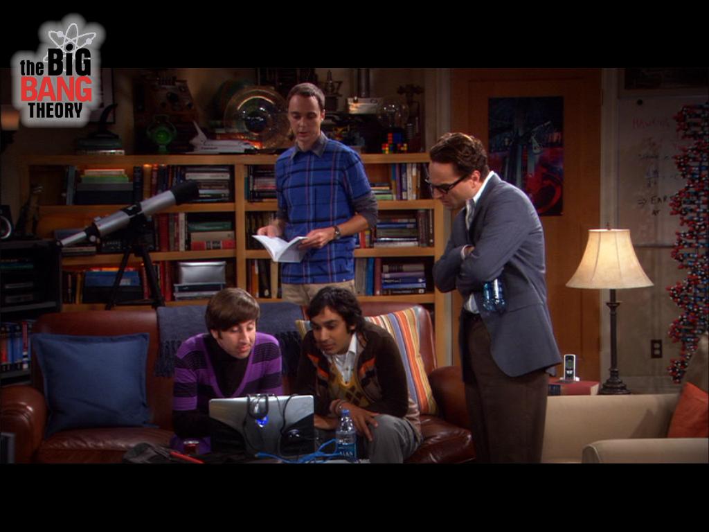 Papel de parede Amigos – The Big Bang Theory para download gratuito. Use no computador pc, mac, macbook, celular, smartphone, iPhone, onde quiser!