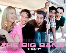 Papel de parede Diversão – The Big Bang Theory