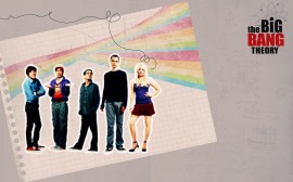 Papel de parede Leonard – The Big Bang Theory