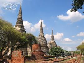 Papel de parede Tailândia: Construções