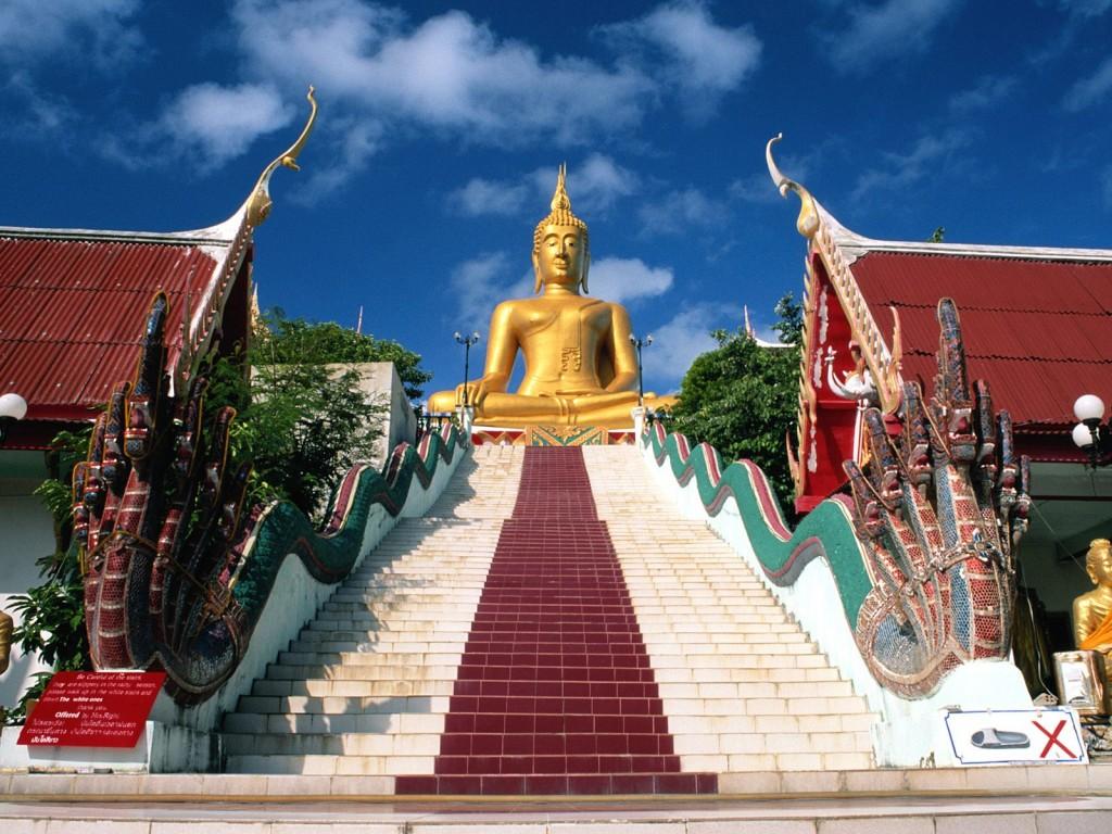 Papel de parede Tailândia: Buda para download gratuito. Use no computador pc, mac, macbook, celular, smartphone, iPhone, onde quiser!