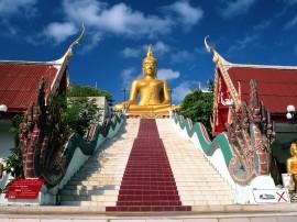 Papel de parede Tailândia: Buda