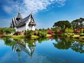 Papel de parede Tailândia: Lugar dos Sonhos