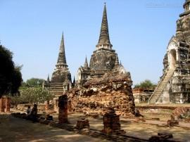 Papel de parede Tailândia: Templos
