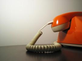 Papel de parede Telefone Antigo de Duas Cores