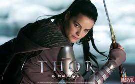 Papel de parede Thor – A Guerreira