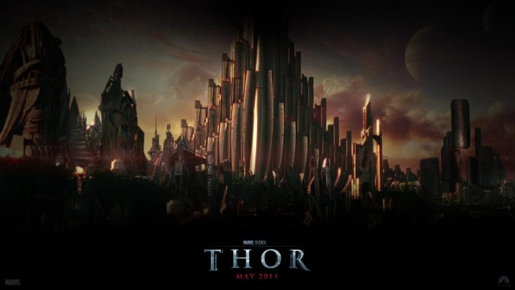 Papel de parede Thor – Asgard para download gratuito. Use no computador pc, mac, macbook, celular, smartphone, iPhone, onde quiser!