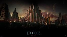 Papel de parede Thor – Asgard