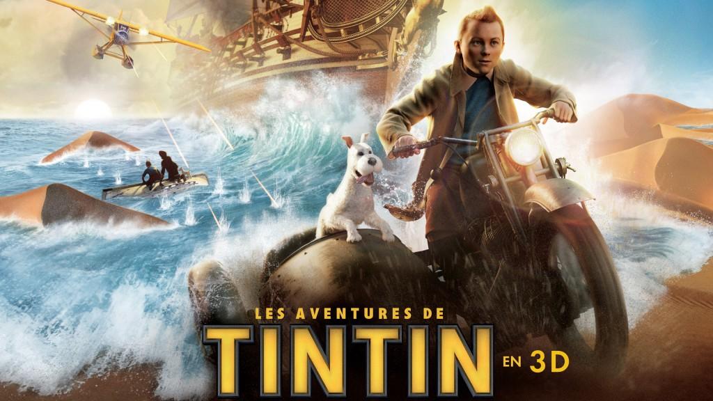 Papel de parede Tintin: Filme em 3D para download gratuito. Use no computador pc, mac, macbook, celular, smartphone, iPhone, onde quiser!