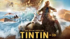 Papel de parede Tintin: Filme em 3D