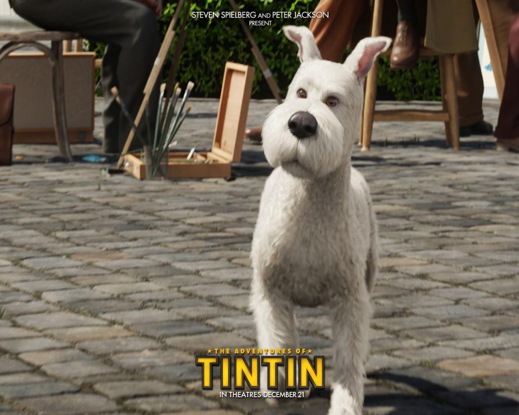 Papel de parede Tintin: Milu para download gratuito. Use no computador pc, mac, macbook, celular, smartphone, iPhone, onde quiser!