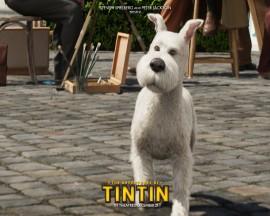 Papel de parede Tintin: Milu