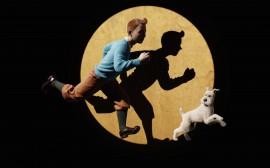 Papel de parede Tintin: Clássico