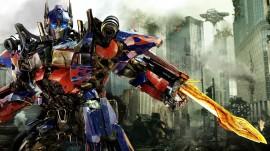Papel de parede Transformers 3 – Aventura