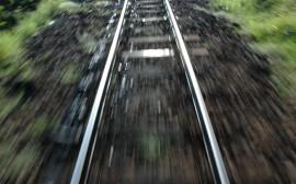 Papel de parede Trem – Em Movimento