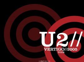 Papel de parede U2 – Vertigo 2005