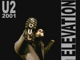 Papel de parede U2 – Elevation
