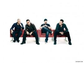 Papel de parede U2 – Banda