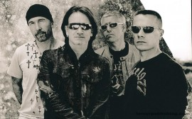 Papel de parede U2 – Irlandeses