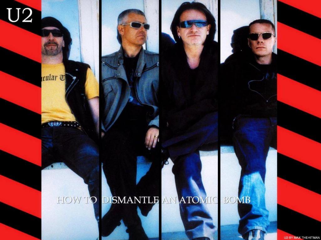 Papel de parede U2 – Música para download gratuito. Use no computador pc, mac, macbook, celular, smartphone, iPhone, onde quiser!