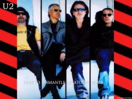 Papel de parede U2 – Música