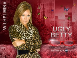 Papel de parede Ugly Betty – Wilhelmina